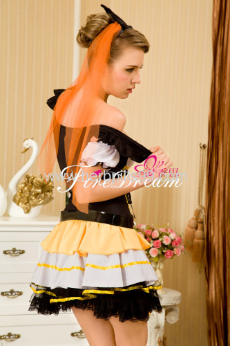 sexy products sexy lingeriecospaly costume Beautiful witch cosplay costume ZF-036