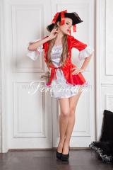 Beautiful Halloween cosplay costume ZF-029