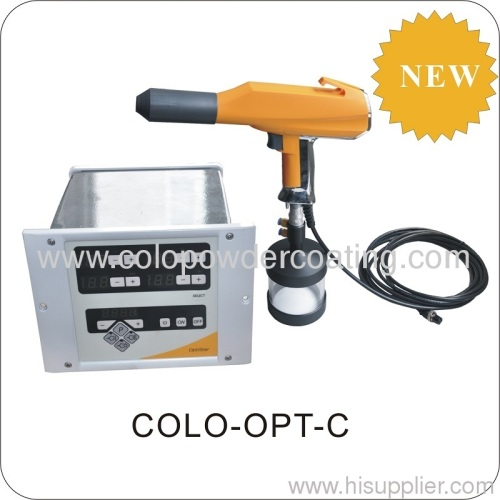 optiselect manual powder gun replacement