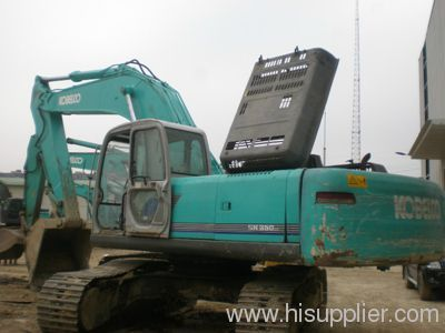 Kobelco Used Excavator SK330-6 SK330-6 manufacturer from