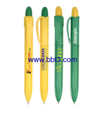 Promotional recycle corn starch ballpoint pen