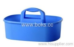 2013 plastic storage bath baskets