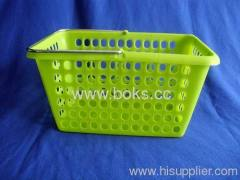 2013 square plastic shower caddy with handle