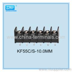 Elenco di barriera morsettiera passo imprese CE 10,0 millimetri