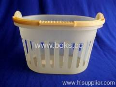 2013 plastic fruit basket with handle