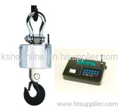 Wireless industrial crane scale Hook scale Hanging scale with printer