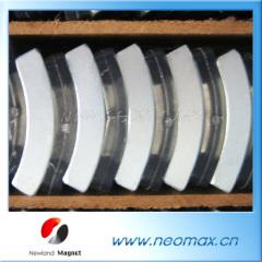 Segment Arc Neodymium Magnets