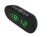 LED alarm desk clock