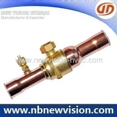 Ball Valve for Refrigeration