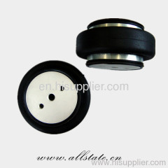 Rubber air suspension spring