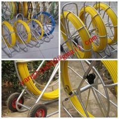 manufacture frp duct rod, Fiberglass rod,Fiberglass duct rodder
