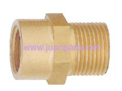 Bushing External Pipe Thread to Internal Pipe Thread