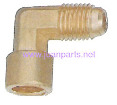 Brass pipe fitting 90 Degree Elbow