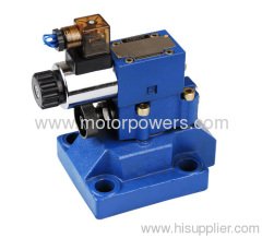 pilot relief hydraulic valves