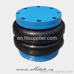 Air spring shock absorbers
