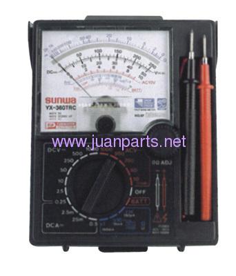 digital multimeter yx-360trc hvac parts