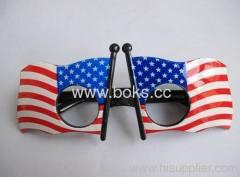 2013 hot selling Custom plastic glasses