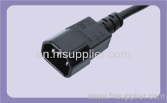 IEC connector/IEC C14/13 Extension Cables