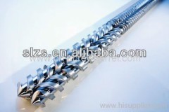 Parallel Twin Screw Barrel for Rubber Machine