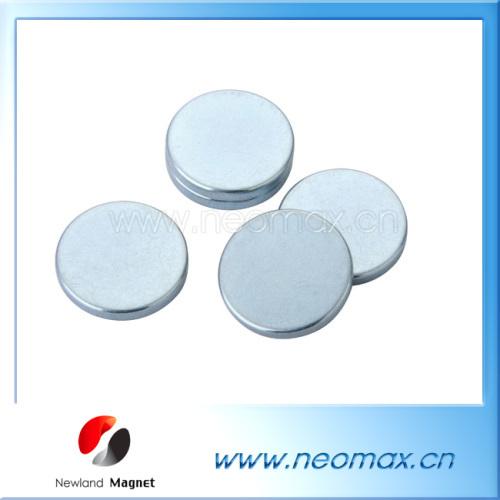 Sintered ndfeb magnet cylinder