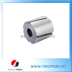 permanent ndfeb motor magnets