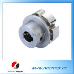 wind motor permanent magnet