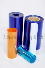 PVC/PVDC blister film manufacture