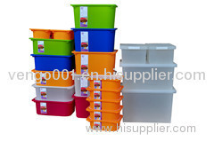 home plastic storage box