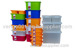 home plastic storage box