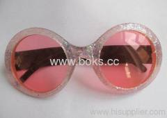 2013Hot sell plastic party glasses