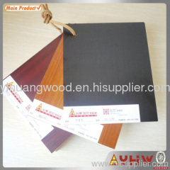 E1 glue melamine faced mdf