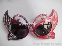2013 Low price Plastic plastic party glasses