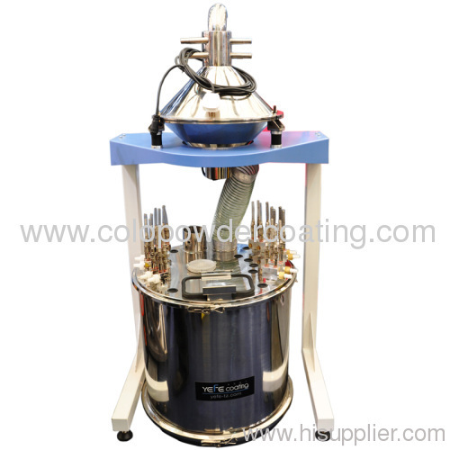 Automatic powder sieve equipemnt