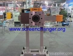 Automatic uninterrupted continuous screen changer
