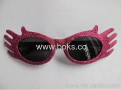 2013 strange plastic party glasses