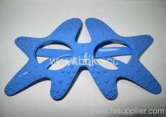 2013 blue plastic party glasses