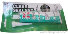 CLEAR SEALANT --- TOYOTA HILUX