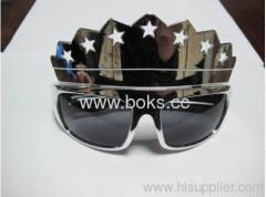 2013 novelty black plastic party glasses
