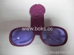 2013 strange lovely plastic party glasses