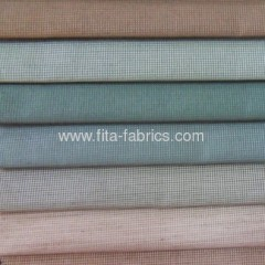 Blackout curtain lining fabric