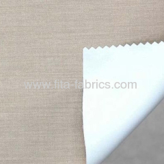 Standard blackout lining fabric for curtains
