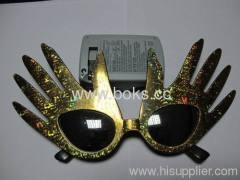 2013 hotsale cheap plastic party glasses
