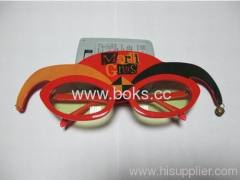 2013 colorful cheap plastic party glasses
