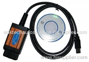 ford scanner interface scan tool