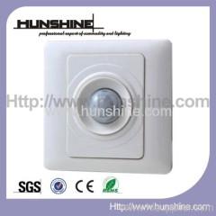 2-connection Square PIR Motion Sensor