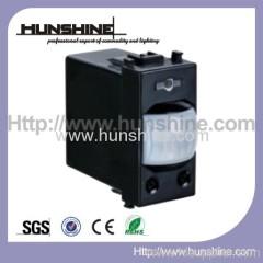 Black Infrared PIR sensor