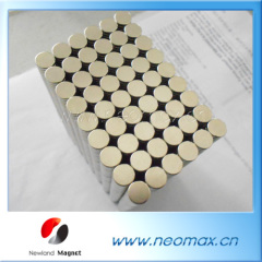 NdFeB Magnet Disc for Button