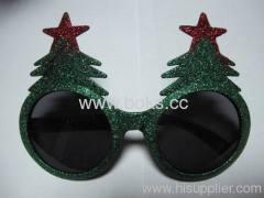 2013 black plastic party sunglasses