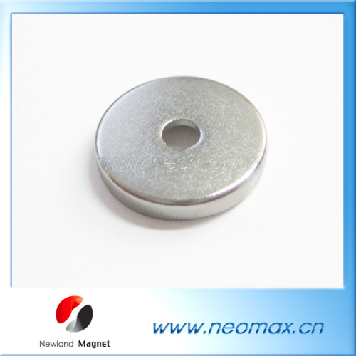 axial magnetized ring magnets