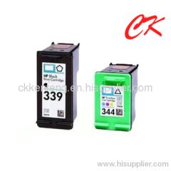 HP339 HP344 INK cartridge reman for HP Deskjet 5740/5743/5745/5748/6520/6540/6543/6548/6840/6843/6620/Deskjet 9800